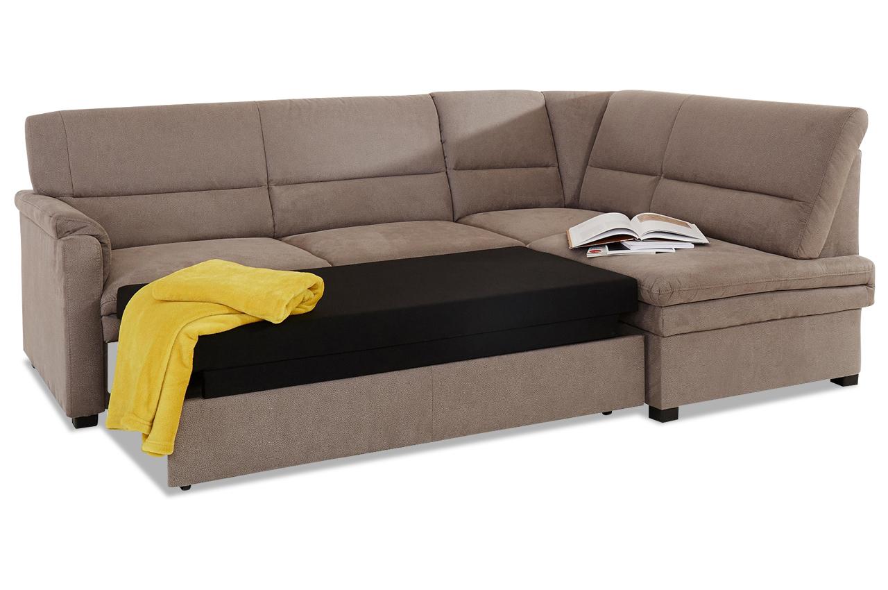 ecksofa mit schlaffunktion und federkern. Black Bedroom Furniture Sets. Home Design Ideas