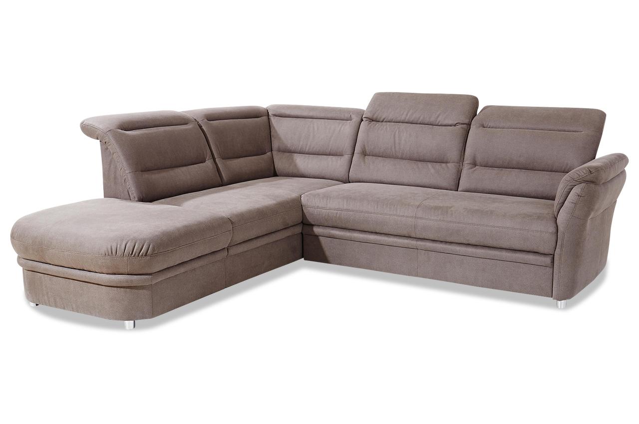 Ecksofa xl grau sofas zum halben preis for Ecksofa xl sully