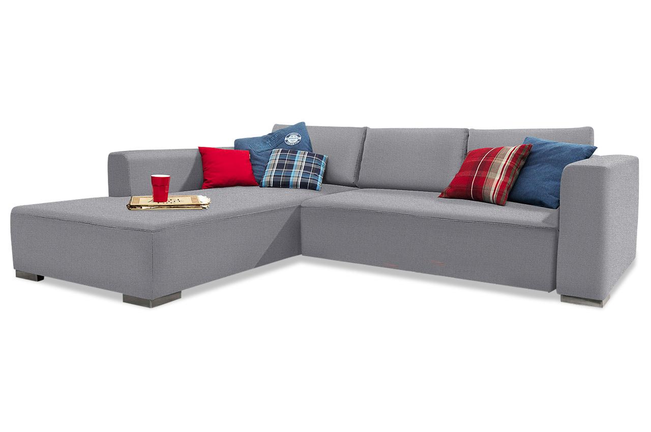 tom tailor ecksofa heaven m grau sofas zum halben preis. Black Bedroom Furniture Sets. Home Design Ideas