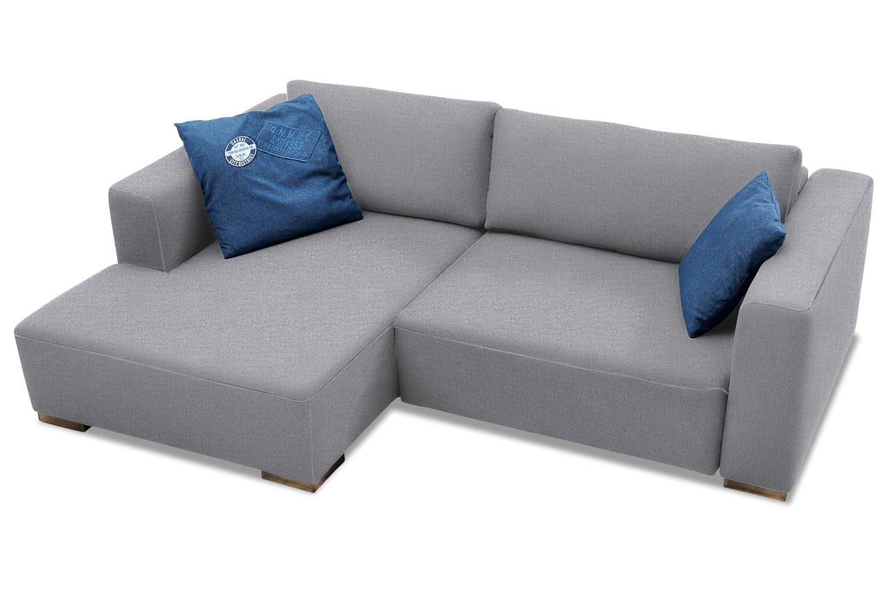tom tailor ecksofa heaven s mit schlaffunktion grau mit federkern sofas zum halben preis. Black Bedroom Furniture Sets. Home Design Ideas