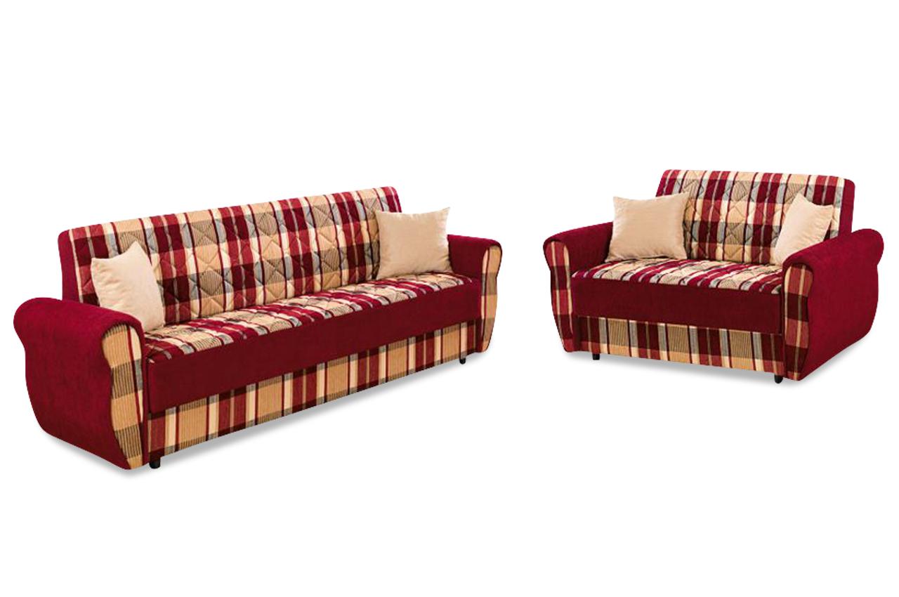 seher mobilya garnitur 3 2 1 aksaya mit schlaffunktion rot mit federkern sofas zum halben. Black Bedroom Furniture Sets. Home Design Ideas
