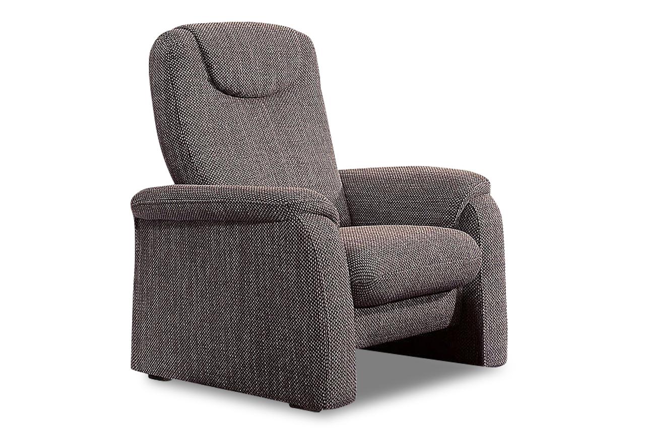 sessel mit relax anthrazit sofas zum halben preis. Black Bedroom Furniture Sets. Home Design Ideas