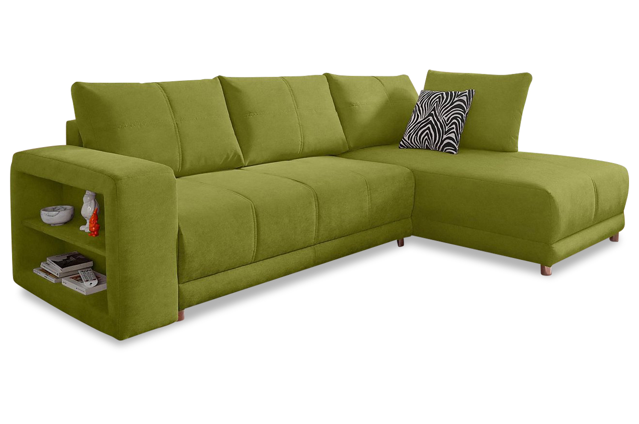 ecksofa smart gruen sofa couch ecksofa ebay. Black Bedroom Furniture Sets. Home Design Ideas