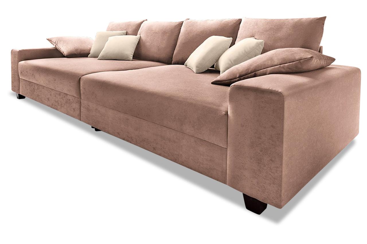 Nova via bigsofa quadro braun mit federkern sofas zum for Sessel quadro