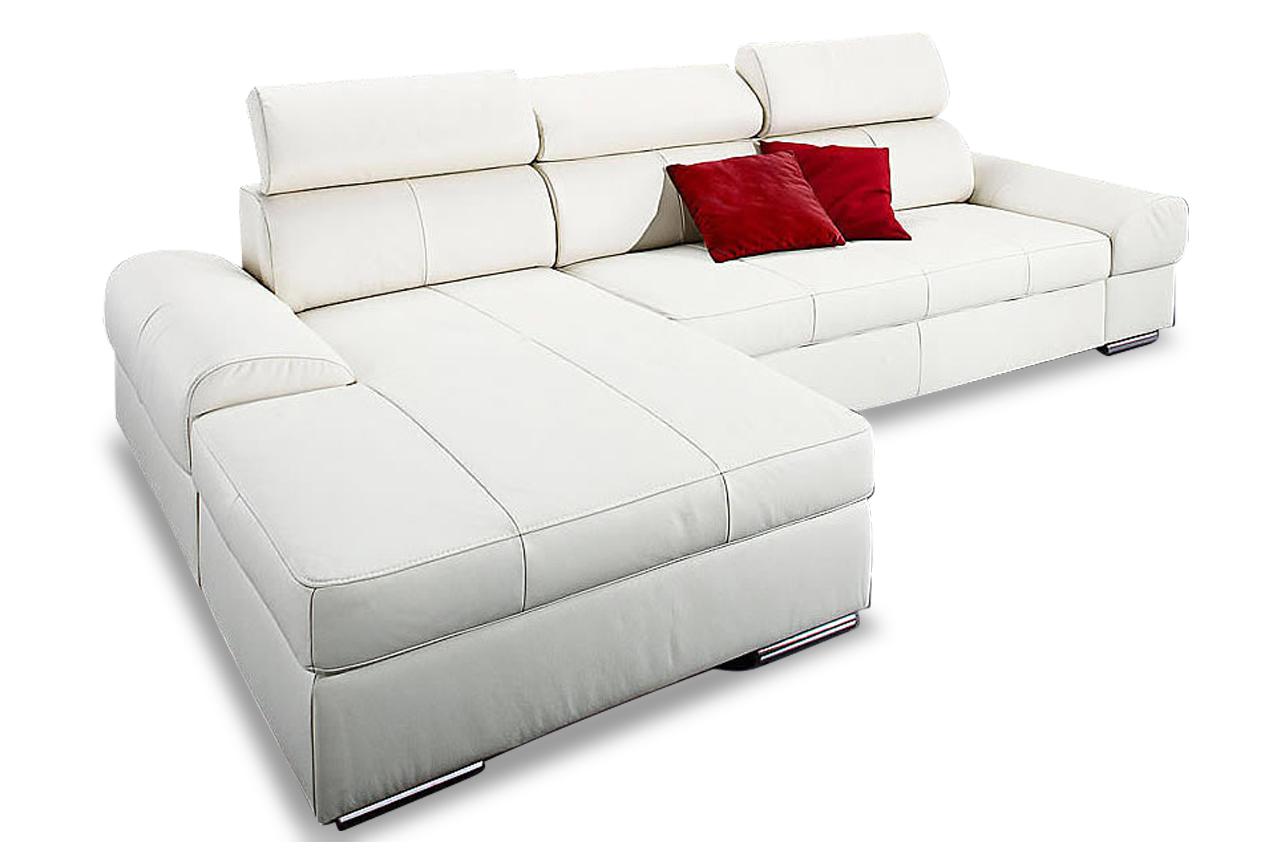 ecksofa broadway weiss sofas zum halben preis. Black Bedroom Furniture Sets. Home Design Ideas