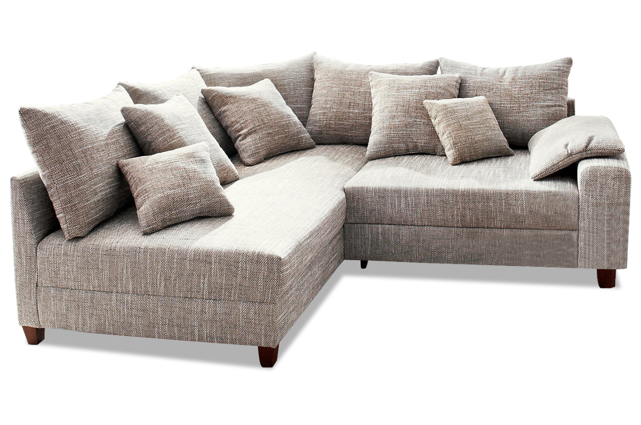 ecksofa xl tango grau sofas zum halben preis. Black Bedroom Furniture Sets. Home Design Ideas