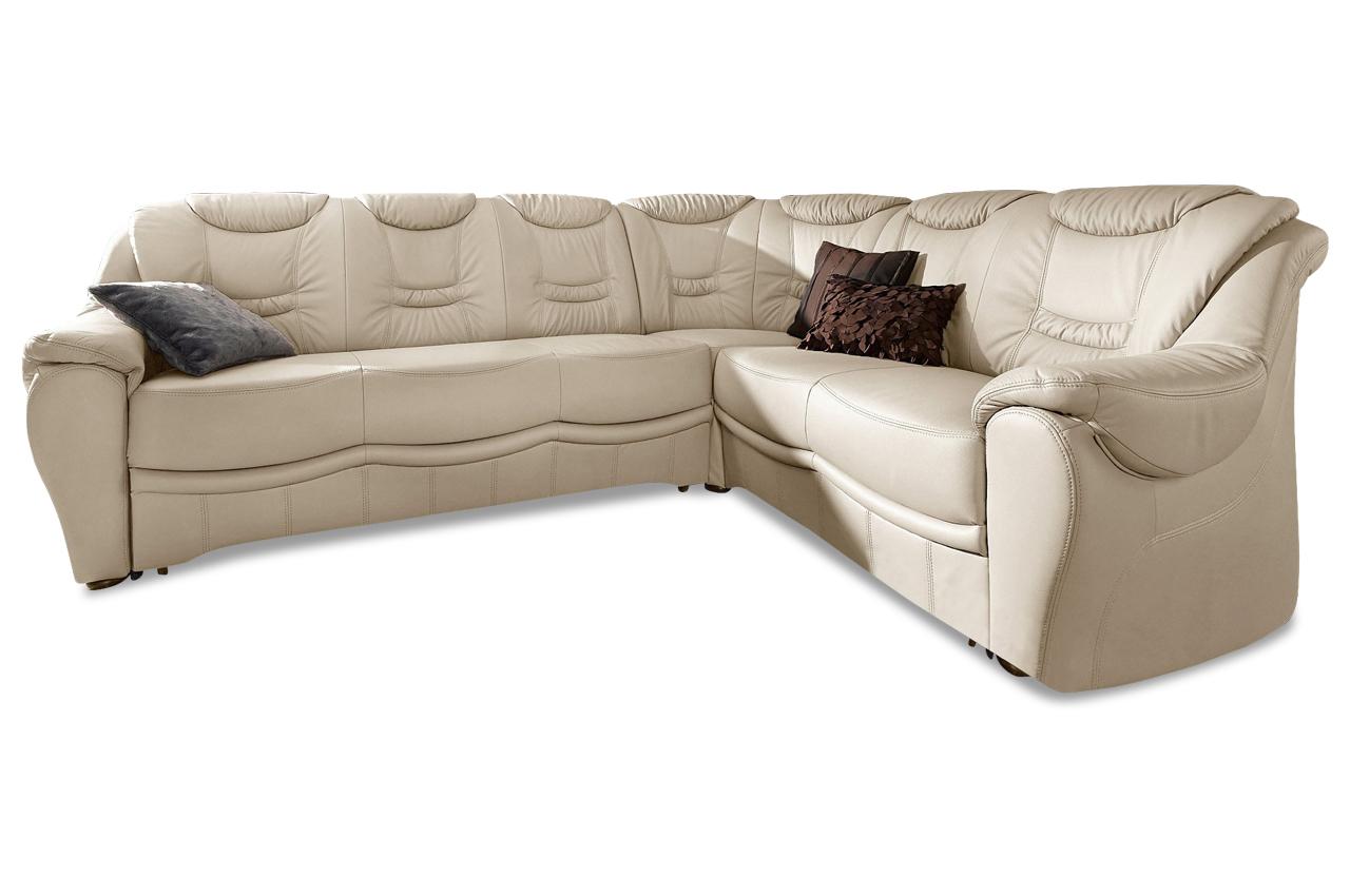 rundecke mit schlaffunktion creme mit federkern sofas zum halben preis. Black Bedroom Furniture Sets. Home Design Ideas