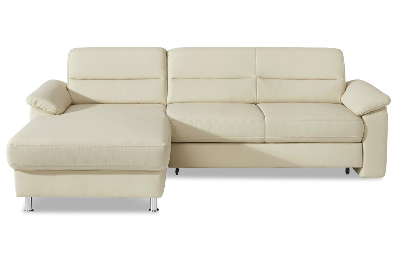 ecksofa creme mit boxspring sofas zum halben preis. Black Bedroom Furniture Sets. Home Design Ideas