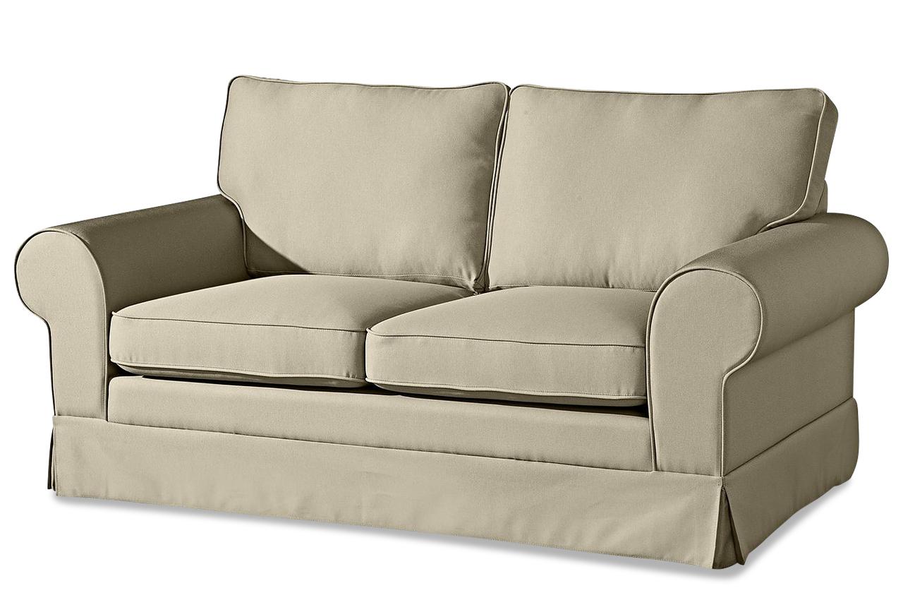 max winzer 2er sofa harmony creme sofas zum halben preis. Black Bedroom Furniture Sets. Home Design Ideas