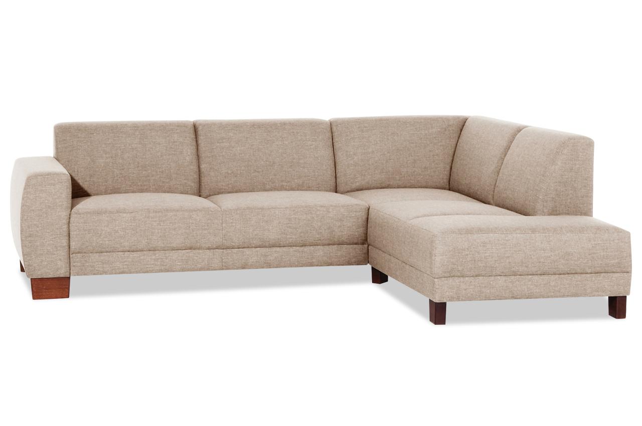 max winzer ecksofa xl boston creme sofas zum halben preis. Black Bedroom Furniture Sets. Home Design Ideas