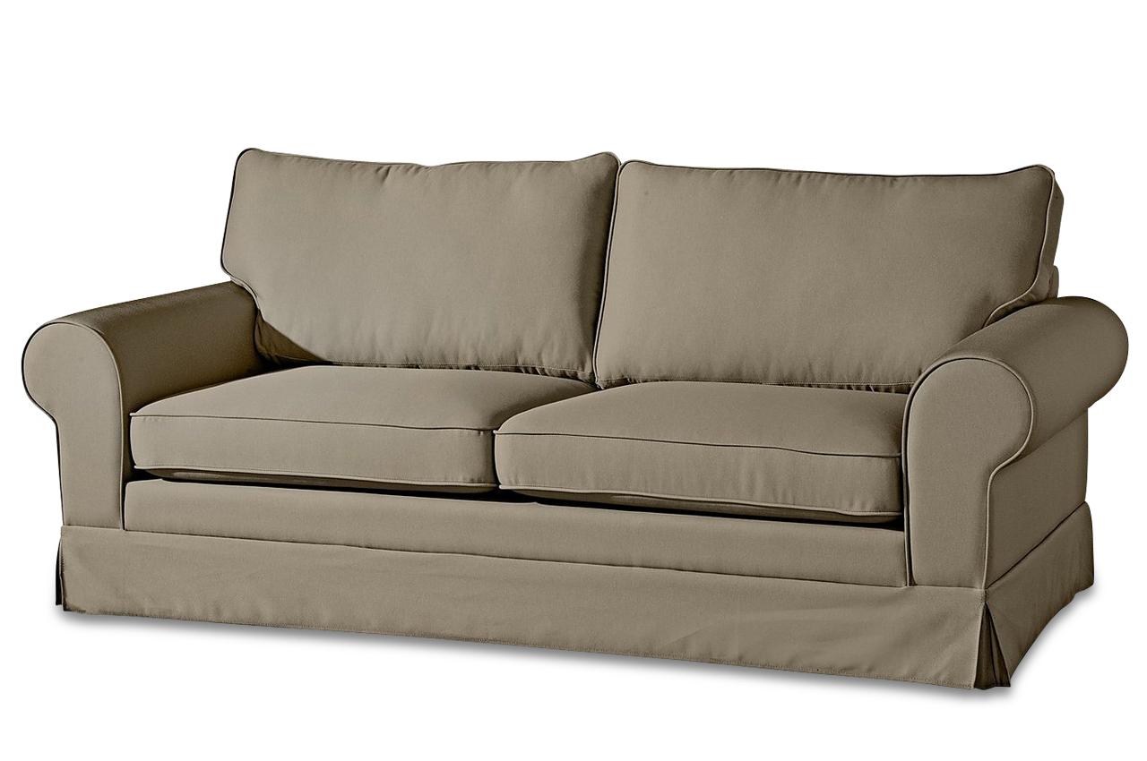 max winzer 3er sofa harmony braun sofas zum halben preis. Black Bedroom Furniture Sets. Home Design Ideas