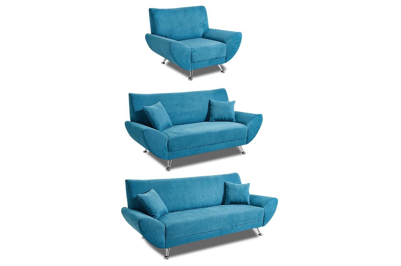 garnitur 3er 2er sessel saltare sofas zum halben preis. Black Bedroom Furniture Sets. Home Design Ideas