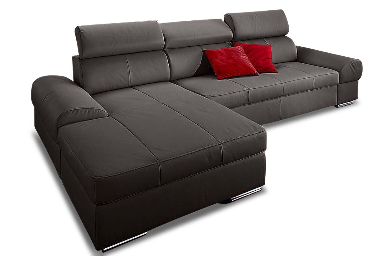 ecksofa broadway anthrazit sofas zum halben preis. Black Bedroom Furniture Sets. Home Design Ideas