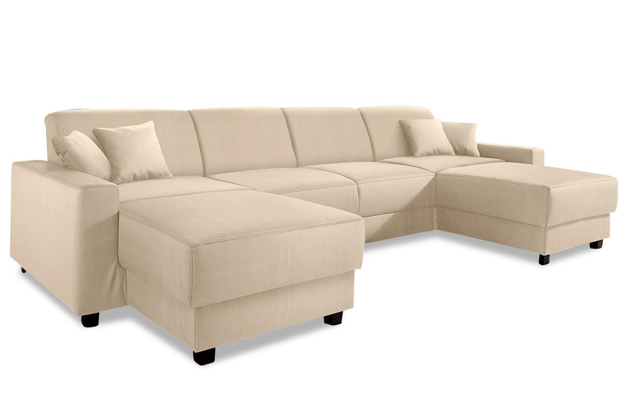 wohnlandschaft maarten mit relax creme mit boxspring sofas zum halben preis. Black Bedroom Furniture Sets. Home Design Ideas