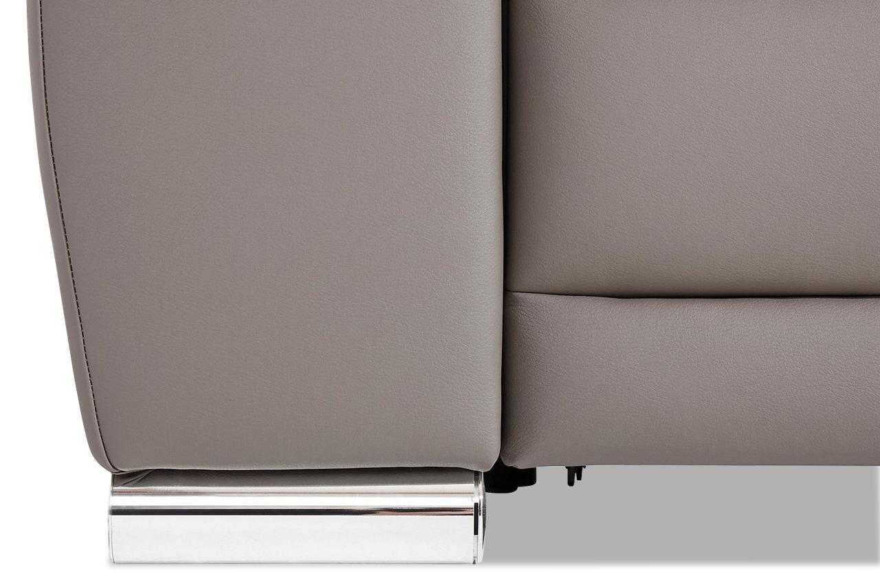 2er sofa monsun grau mit federkern sofas zum halben preis. Black Bedroom Furniture Sets. Home Design Ideas