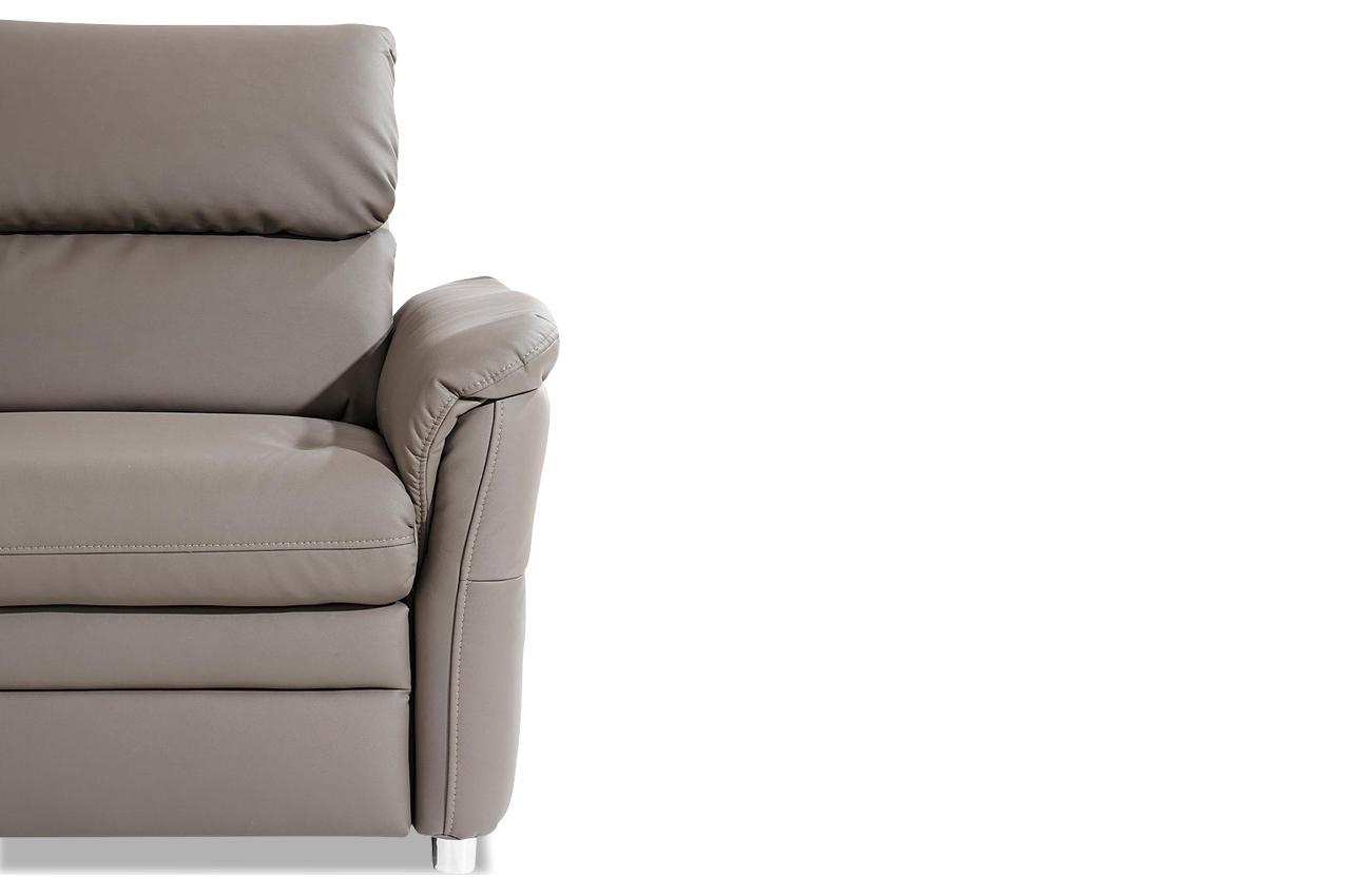 3er sofa grau mit federkern sofas zum halben preis. Black Bedroom Furniture Sets. Home Design Ideas