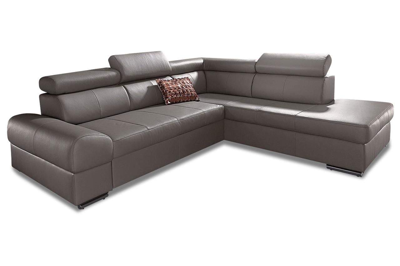 sit more megaecke broadway kunstleder sofa couch ecksofa. Black Bedroom Furniture Sets. Home Design Ideas