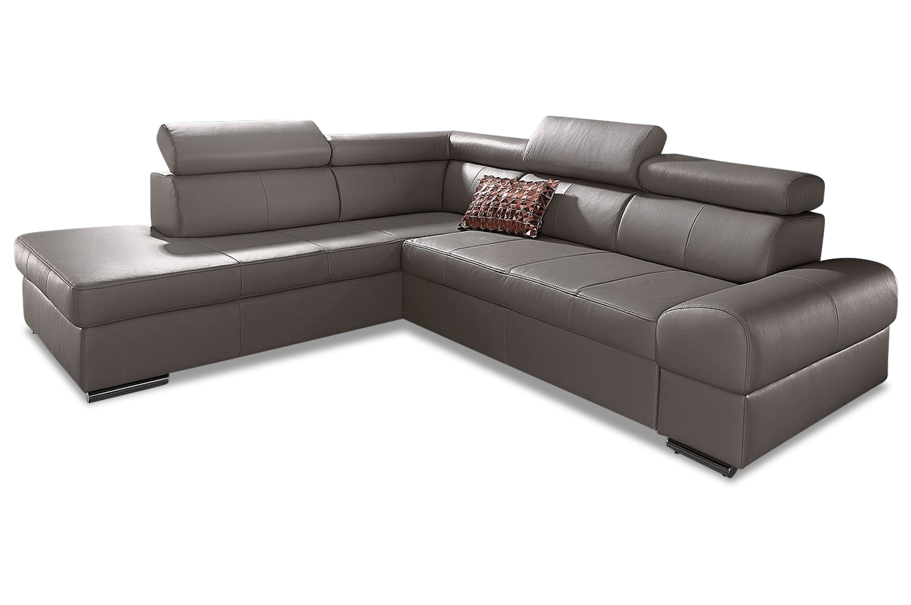 ecksofa xl broadway grau sofas zum halben preis. Black Bedroom Furniture Sets. Home Design Ideas