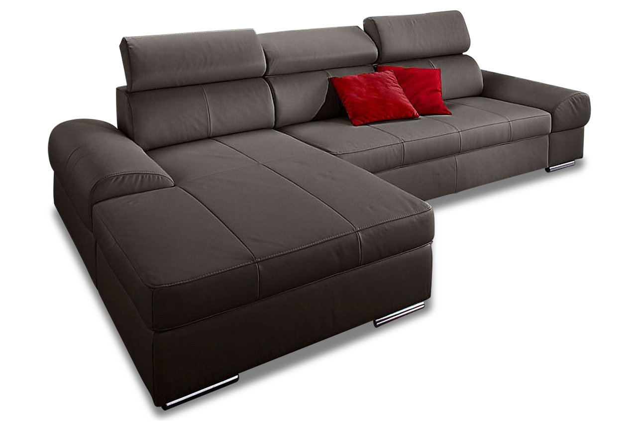 ecksofa broadway grau sofas zum halben preis. Black Bedroom Furniture Sets. Home Design Ideas