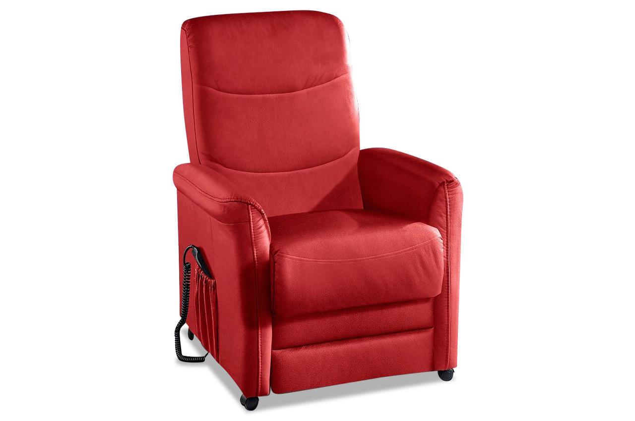 fernsehsessel rot sofas zum halben preis. Black Bedroom Furniture Sets. Home Design Ideas