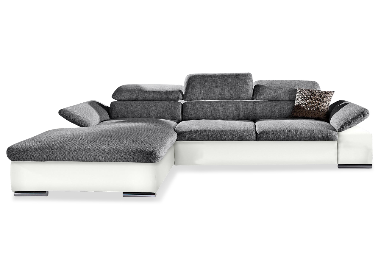 ecksofa alcudia anthrazit sofas zum halben preis. Black Bedroom Furniture Sets. Home Design Ideas