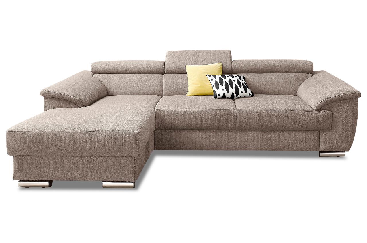 polsterecke david mit bett sofas zum halben preis. Black Bedroom Furniture Sets. Home Design Ideas