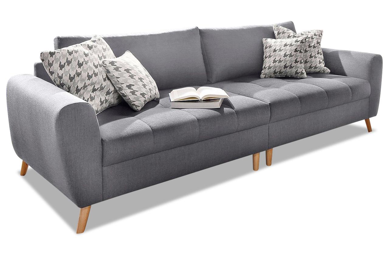 bigsofa jordsand grau sofas zum halben preis. Black Bedroom Furniture Sets. Home Design Ideas