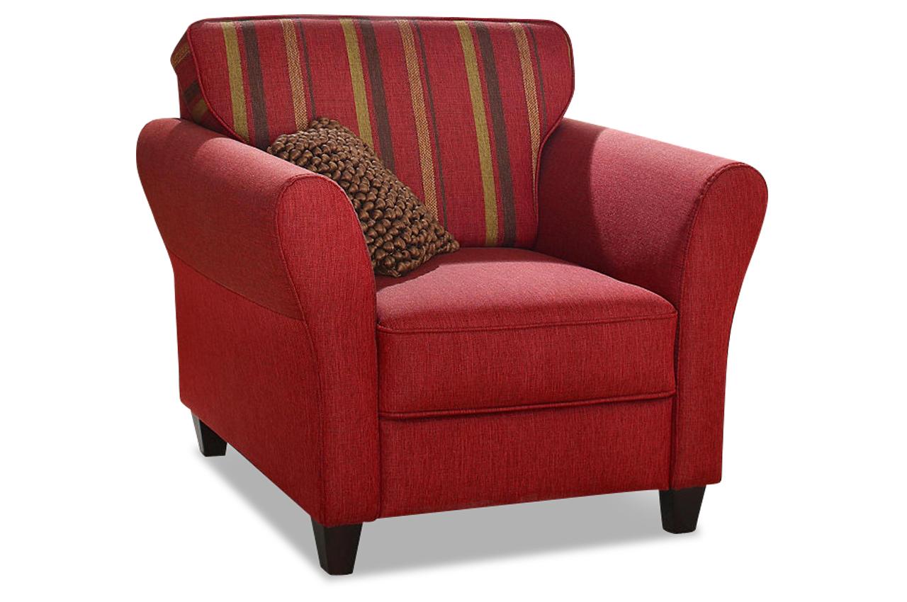 sessel rot sofas zum halben preis. Black Bedroom Furniture Sets. Home Design Ideas