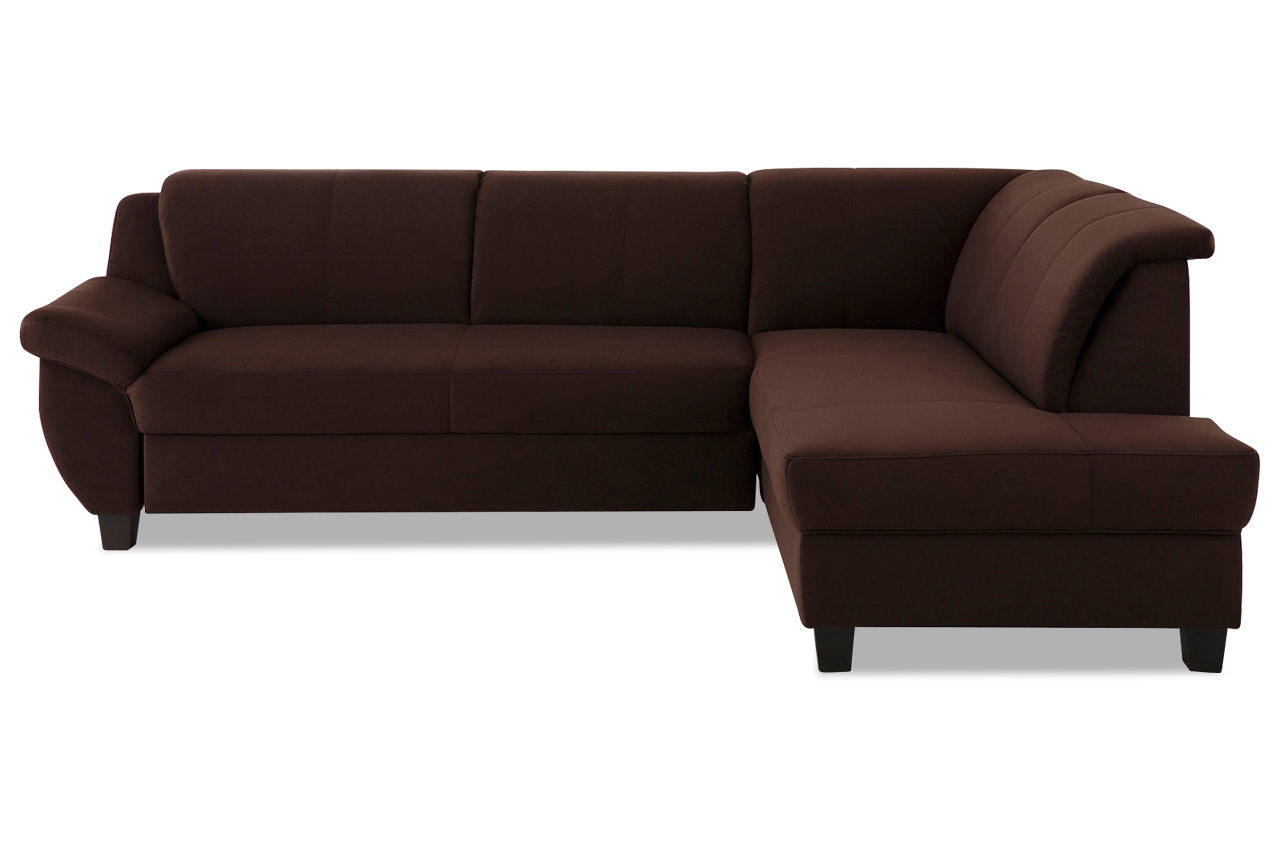 ecksofa xl yesterday braun sofas zum halben preis. Black Bedroom Furniture Sets. Home Design Ideas