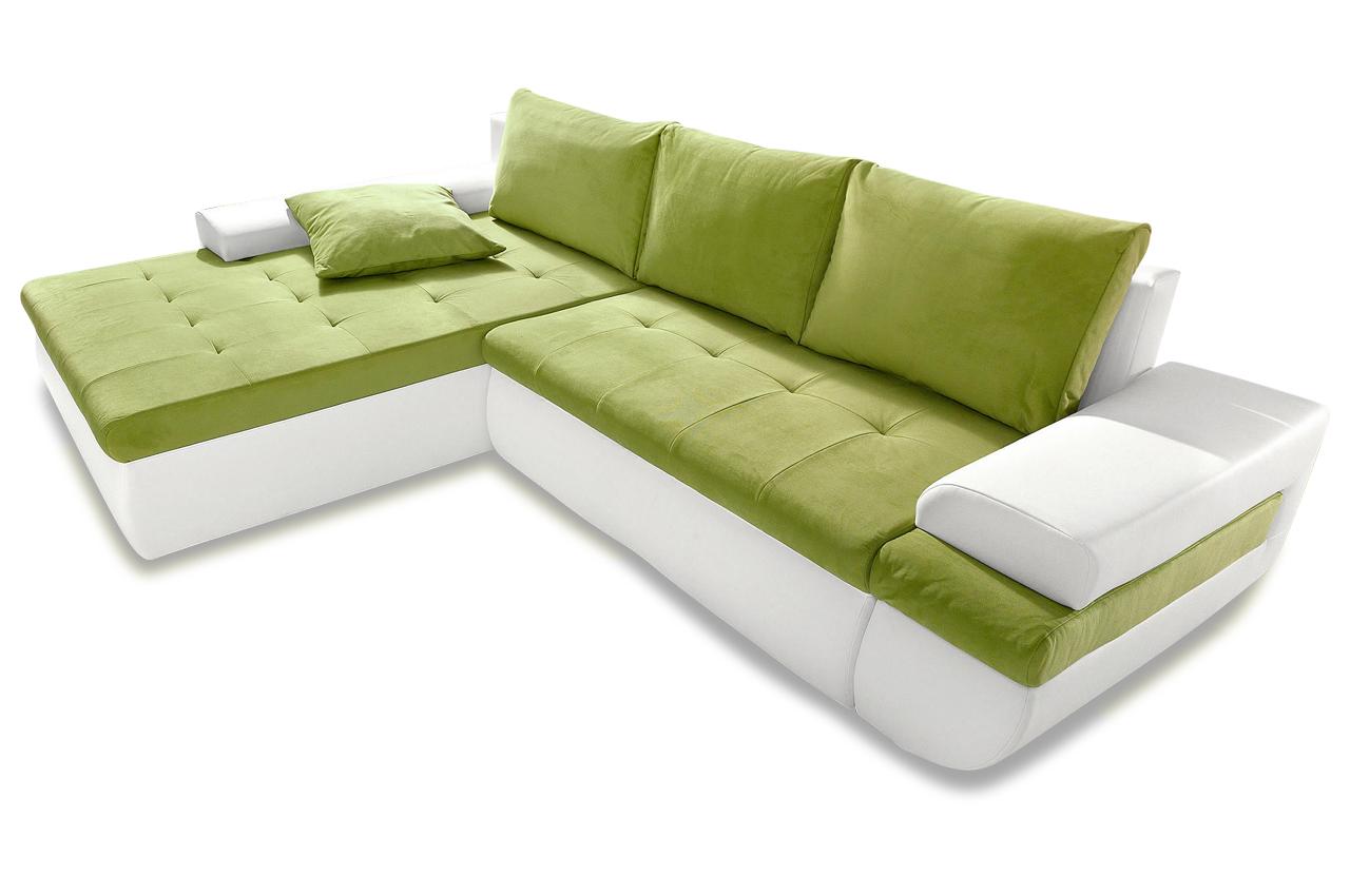 ecksofa gruen sofas zum halben preis. Black Bedroom Furniture Sets. Home Design Ideas