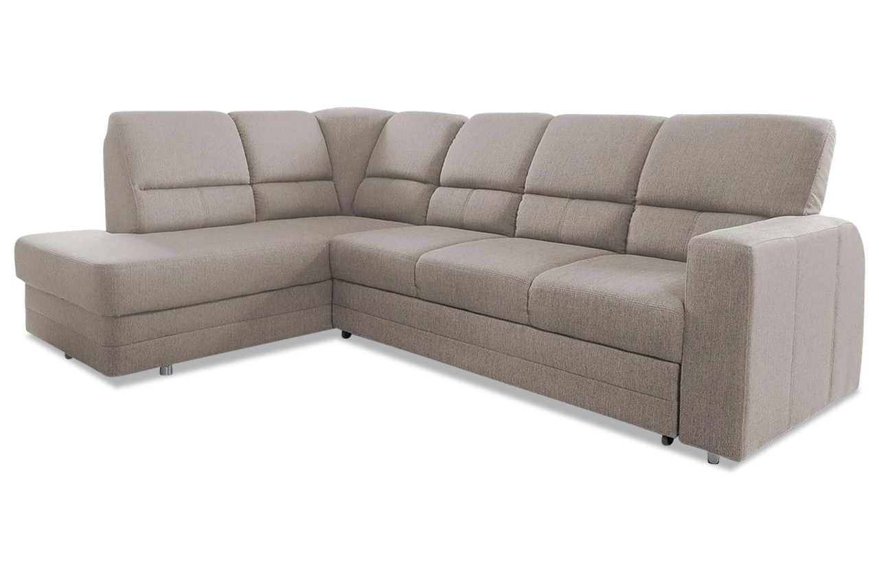 ecksofa saba braun sofas zum halben preis. Black Bedroom Furniture Sets. Home Design Ideas