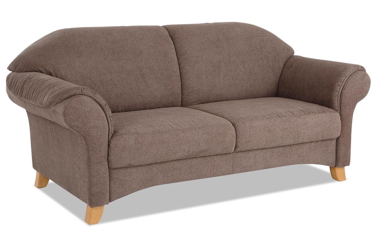 3er sofa braun sofas zum halben preis for Sofa 2er 3er