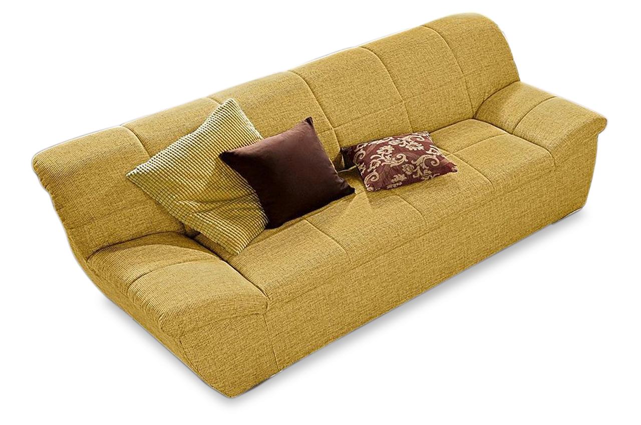 2er sofa splash gelb sofas zum halben preis. Black Bedroom Furniture Sets. Home Design Ideas