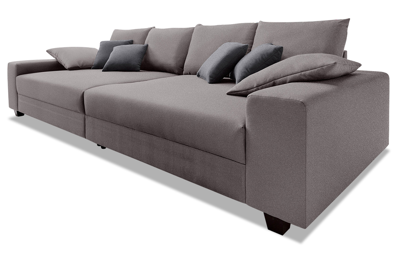 Bigsofa quadro sofas zum halben preis for Ecksofa quadro