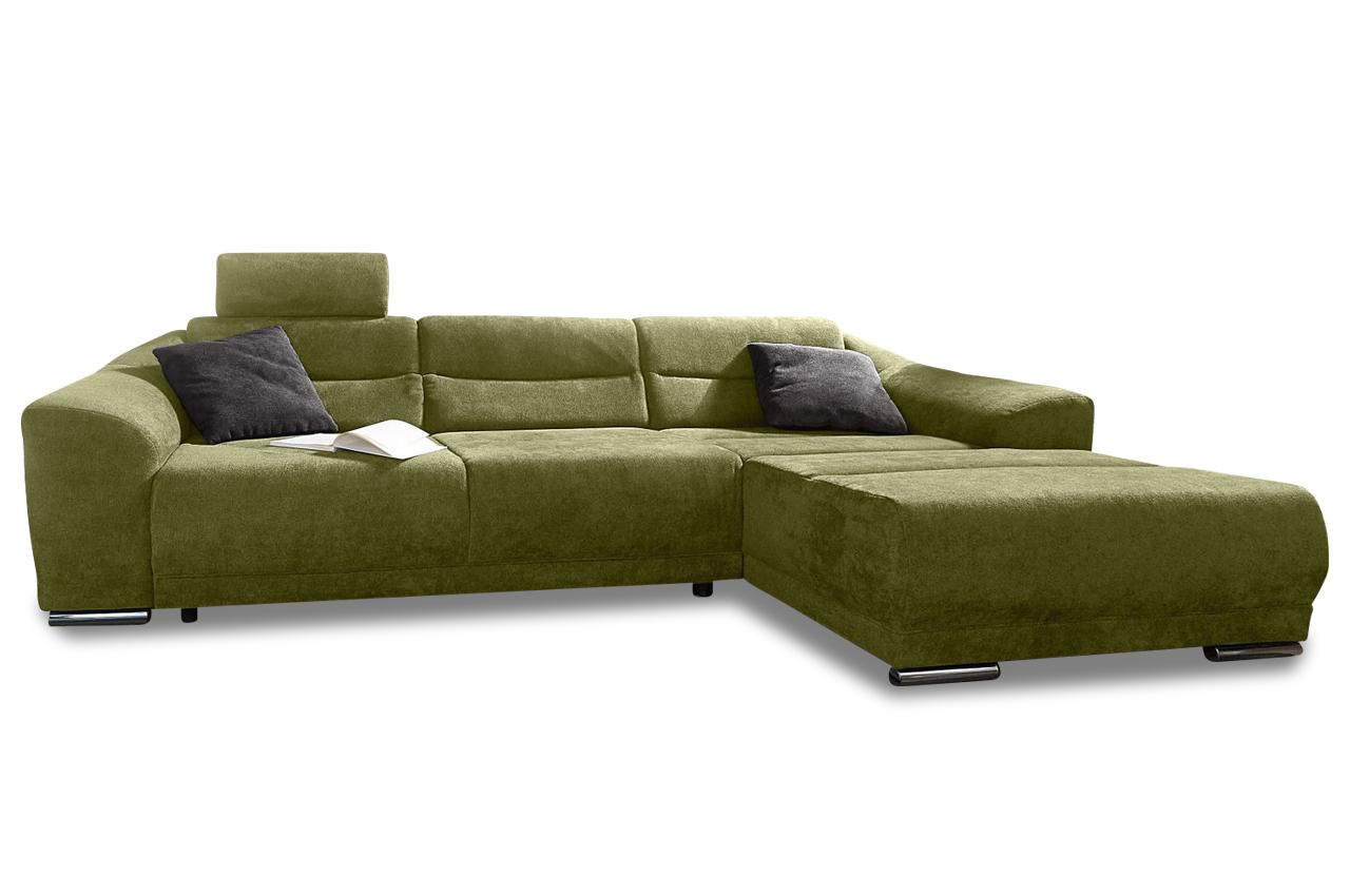 Ecksofa mit schlaffunktion gruen sofas zum halben preis for Ecksofa mit sessel