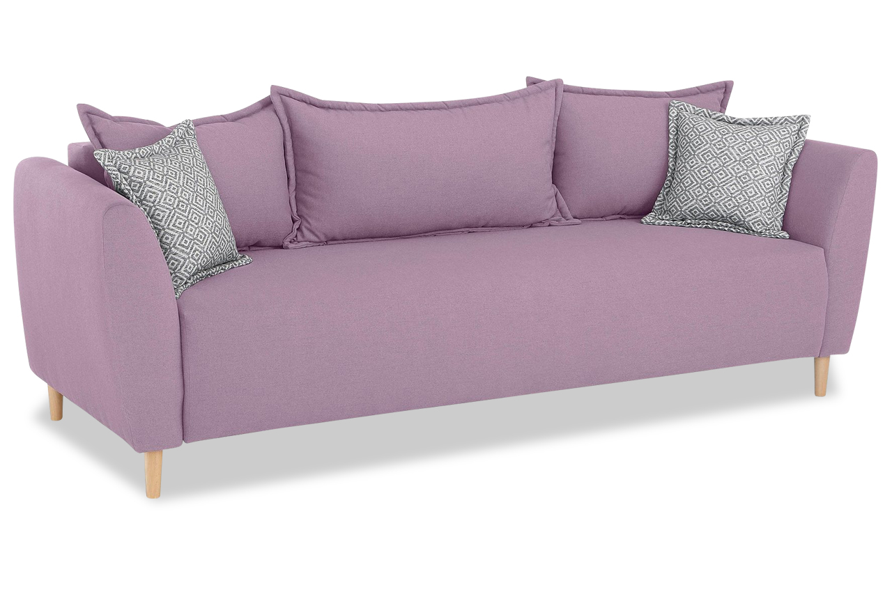 3er sofa scotland pink sofas zum halben preis. Black Bedroom Furniture Sets. Home Design Ideas