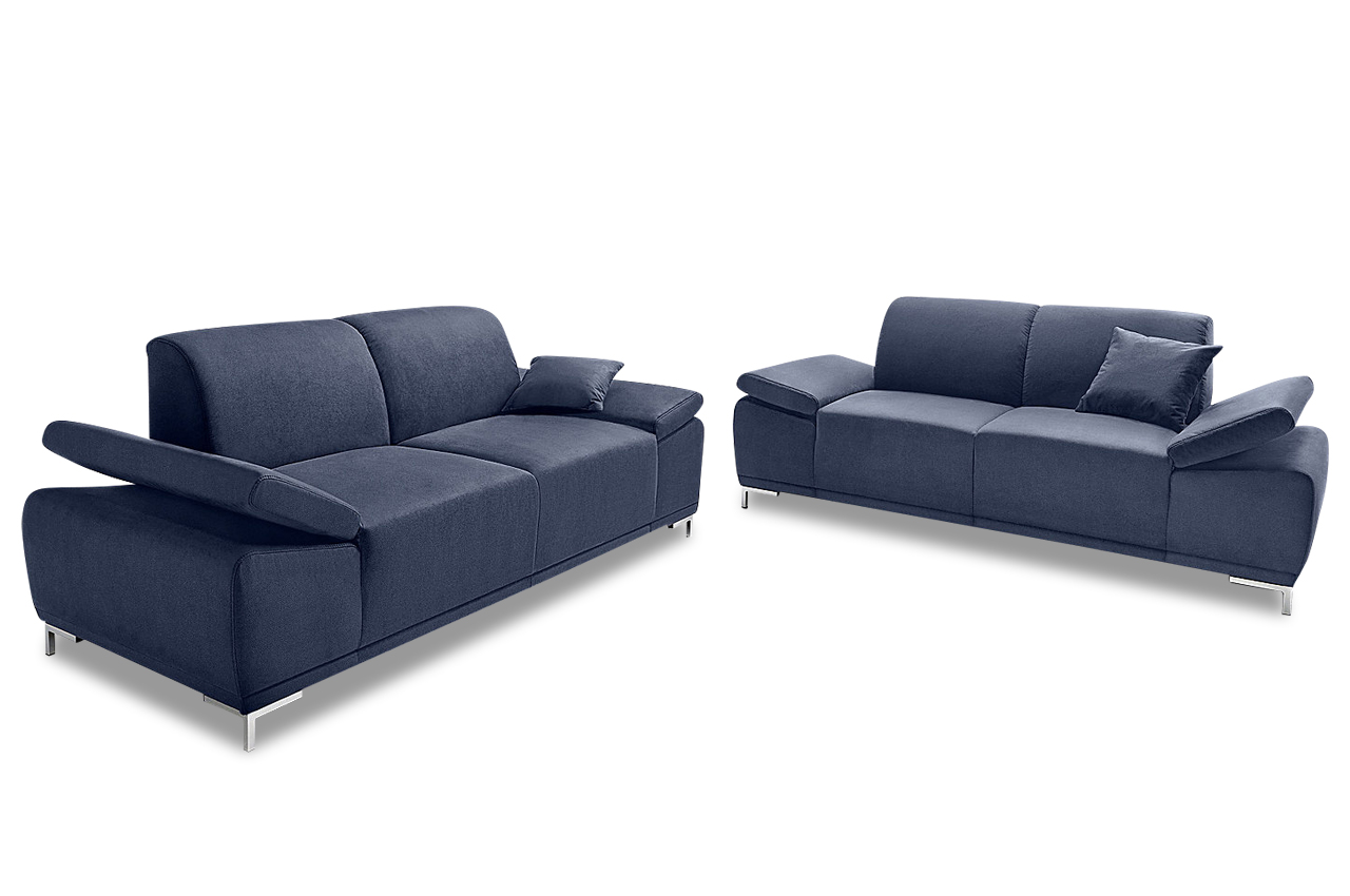 garnitur 3er 2er saba sofas zum halben preis. Black Bedroom Furniture Sets. Home Design Ideas