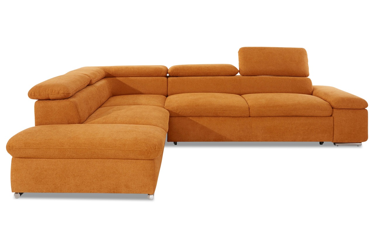 ecksofa xl alcatraz orange sofas zum halben preis. Black Bedroom Furniture Sets. Home Design Ideas