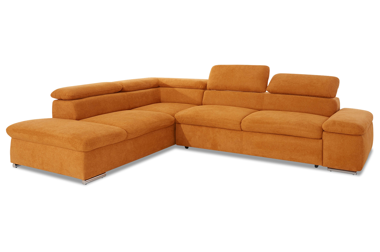 ecksofa xl alcatraz orange sofas zum halben preis. Black Bedroom Furniture Sets. Home Design Ideas