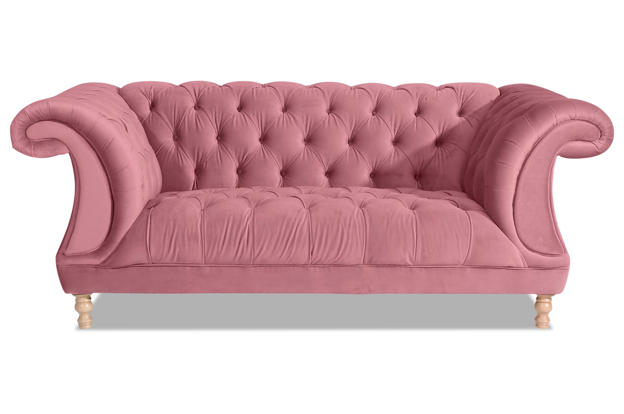max winzer 2er sofa isabelle pink sofas zum halben preis. Black Bedroom Furniture Sets. Home Design Ideas