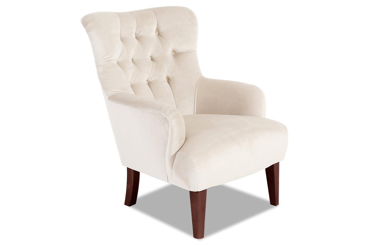 max winzer sessel bradley creme sofas zum halben preis. Black Bedroom Furniture Sets. Home Design Ideas