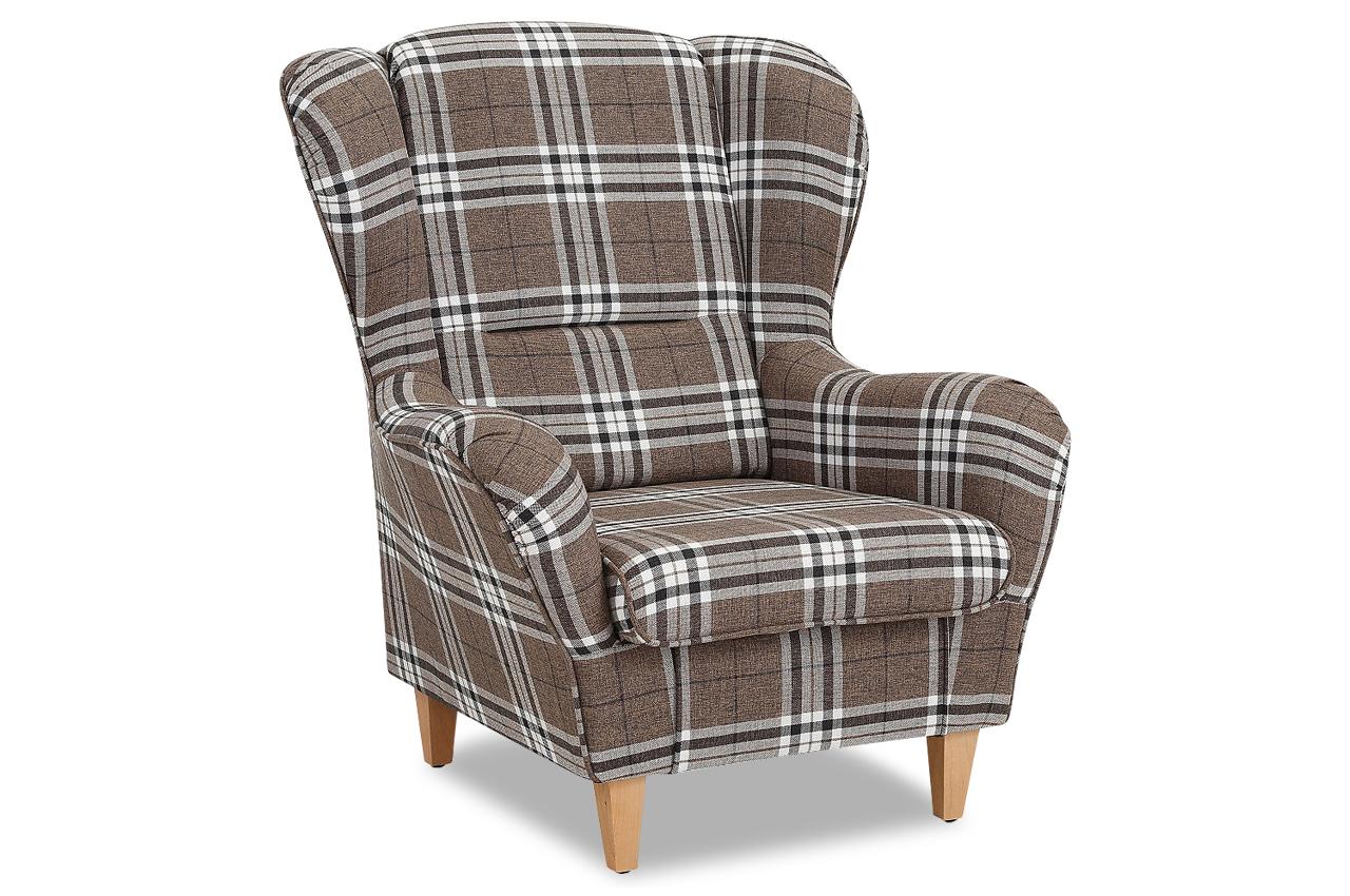 ohrenbackensessel carolina sofas zum halben preis. Black Bedroom Furniture Sets. Home Design Ideas