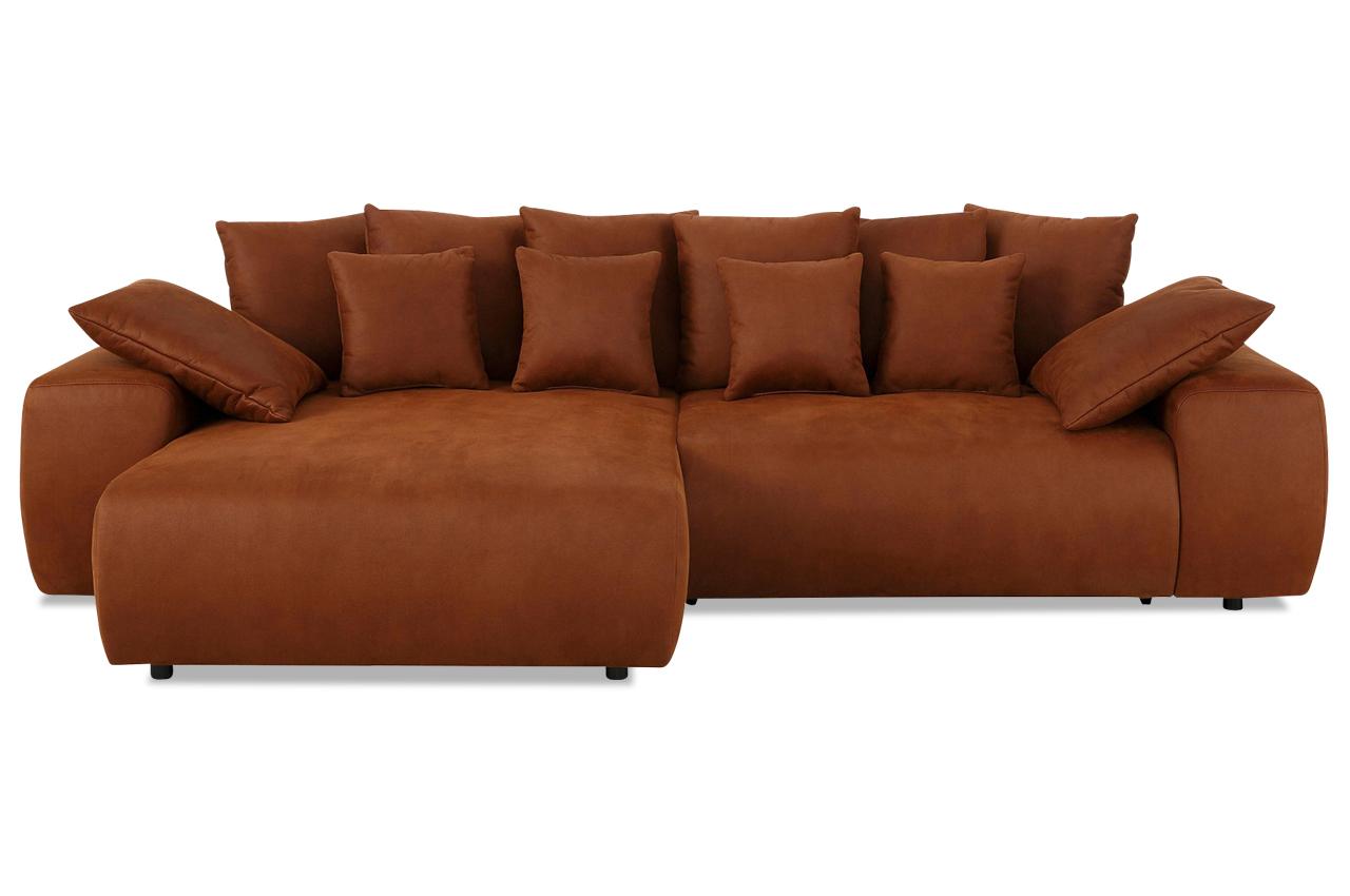 ecksofa glamour mit schlaffunktion braun mit boxspring sofas zum halben preis. Black Bedroom Furniture Sets. Home Design Ideas