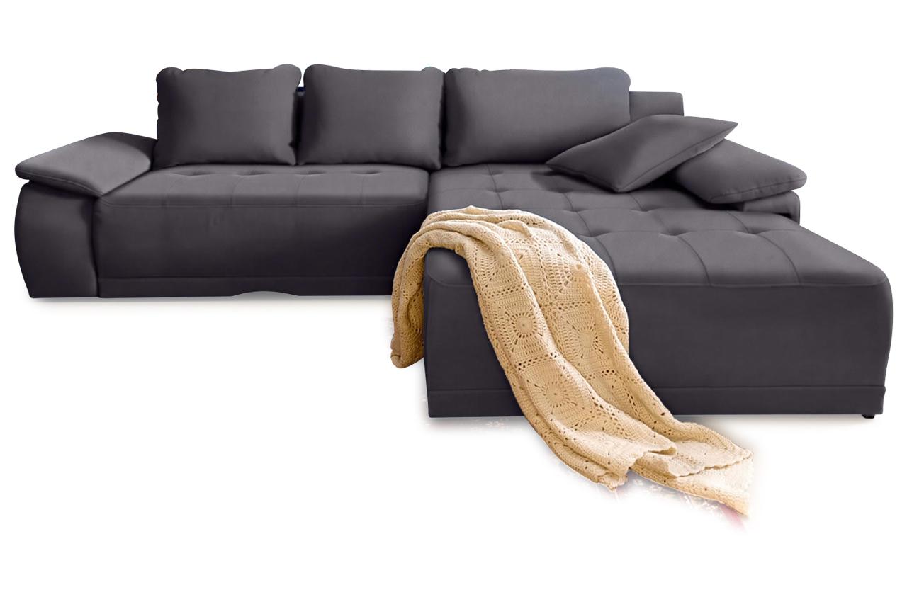 ecksofa cassini mit schlaffunktion blau sofas zum. Black Bedroom Furniture Sets. Home Design Ideas