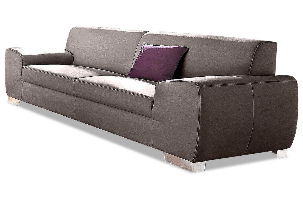 Einzelsofa 3er sofa ricardo kunstleder sofa couch for Sofa kunstleder
