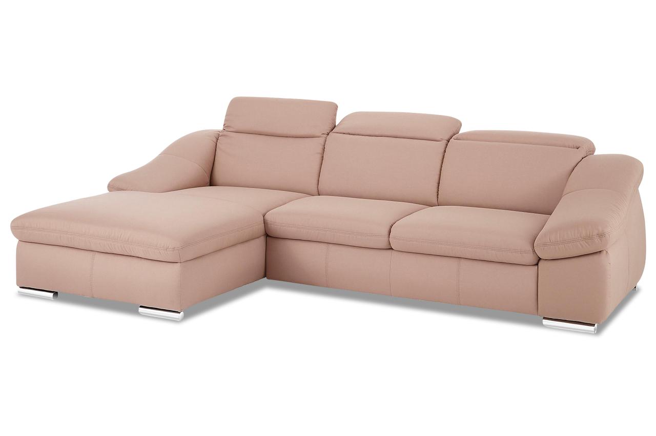 Sit more polsterecke marilyn sofas zum halben preis for Braunes ecksofa
