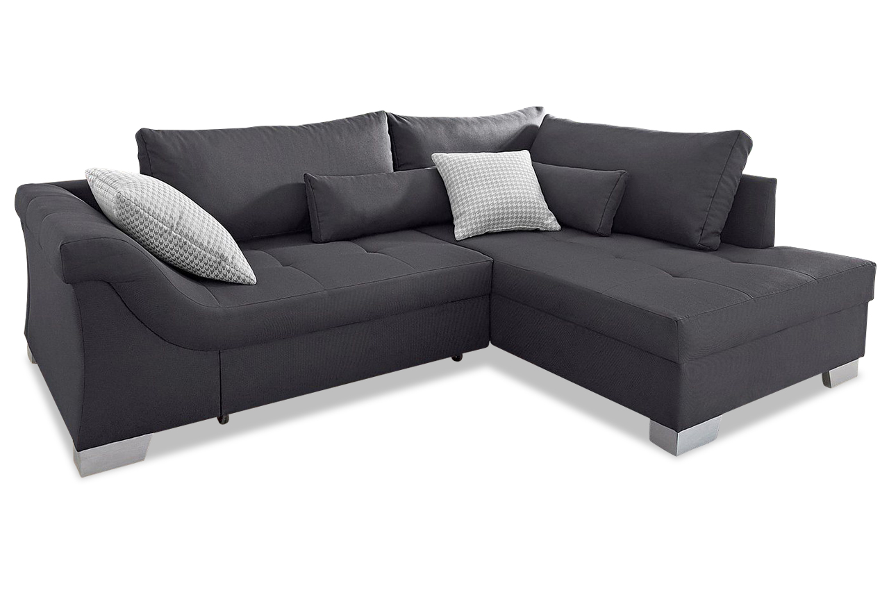 ecksofa xl juarez anthrazit sofas zum halben preis. Black Bedroom Furniture Sets. Home Design Ideas
