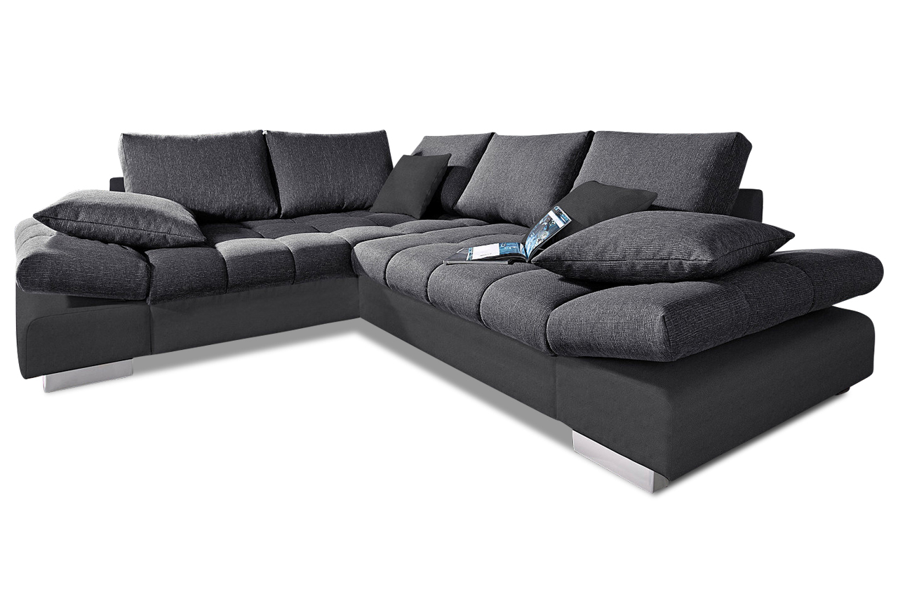 Megaecke freeport sofas zum halben preis for Ecksofa 2 00
