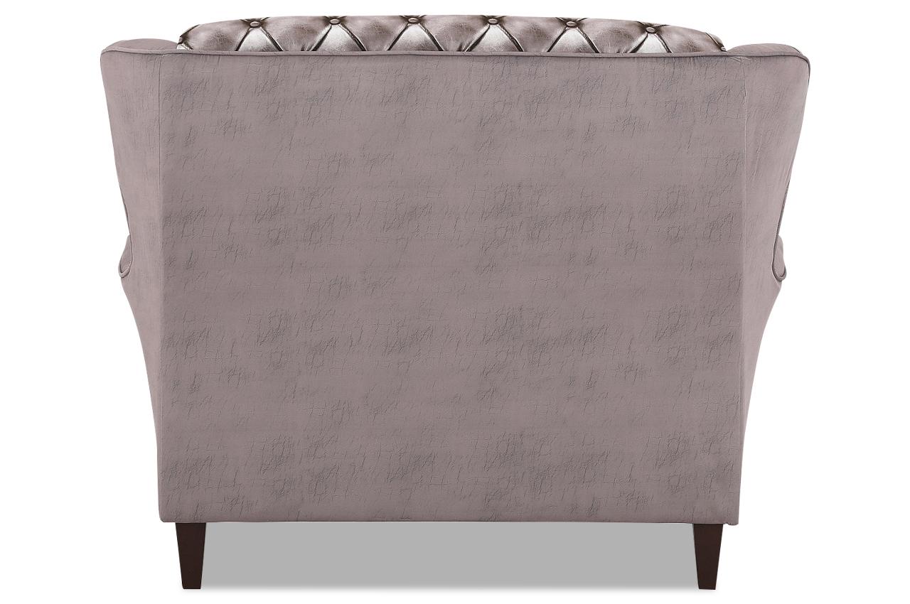 2er sofa nicola grau sofas zum halben preis. Black Bedroom Furniture Sets. Home Design Ideas