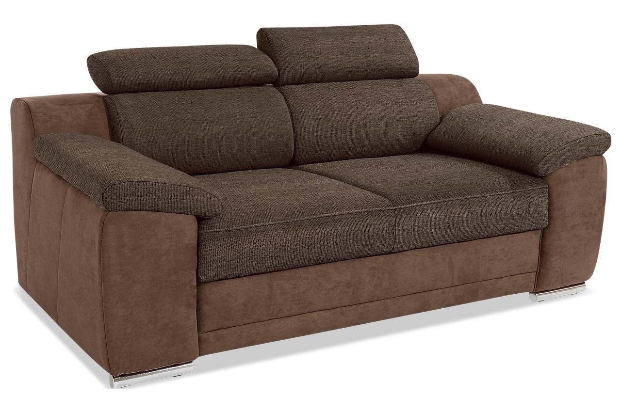 2er sofa braun sofas zum halben preis. Black Bedroom Furniture Sets. Home Design Ideas